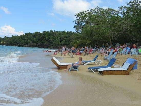 Reggae Beach Jamaica now called Bamboo Beach exclusive