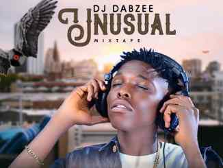 dj dabzee unusual mix-tape nov. edition 2018