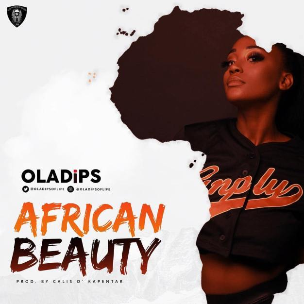 Oladips African Beauty mp3