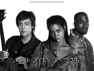 Rihanna FourFiveSeconds ft. Kanye West & Paul McCartney download