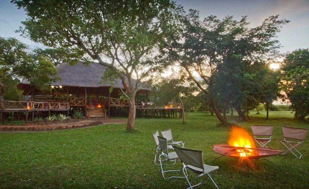 Baker's Lodge in Murchison Falls National Park