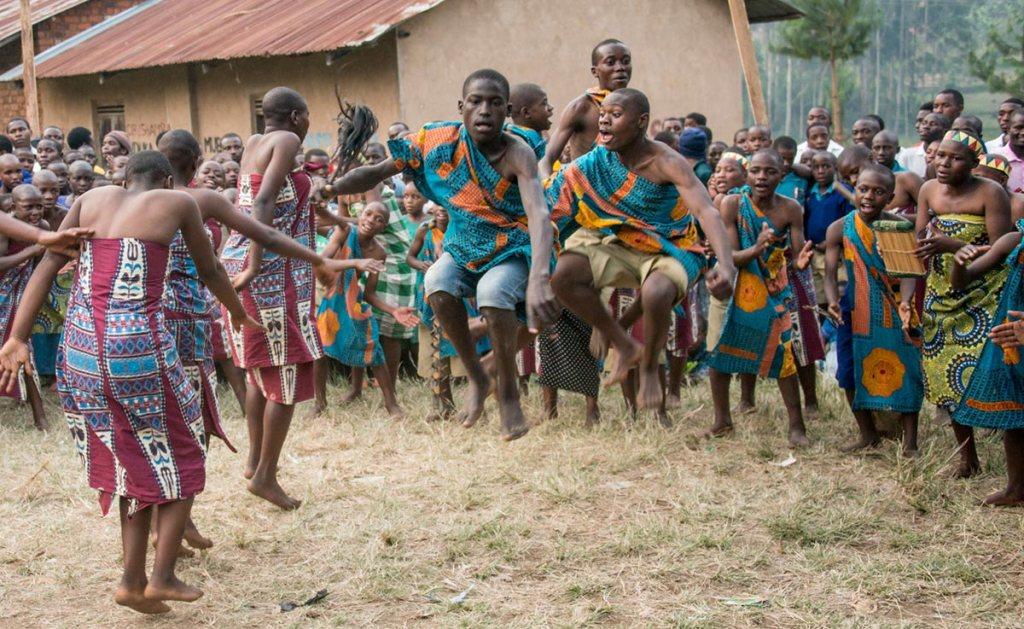 Bakiga Dance Western Uganda Culture