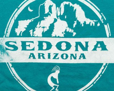 T-SHIRT – GILDAN – SEDONA ARIZONA – M