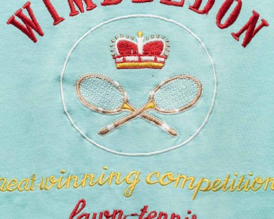 T-SHIRT – NO LIMITS – WIMBLEDON TENNIS COMPETITION – Size XL
