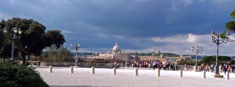 st. peter's basilica vatican city rome