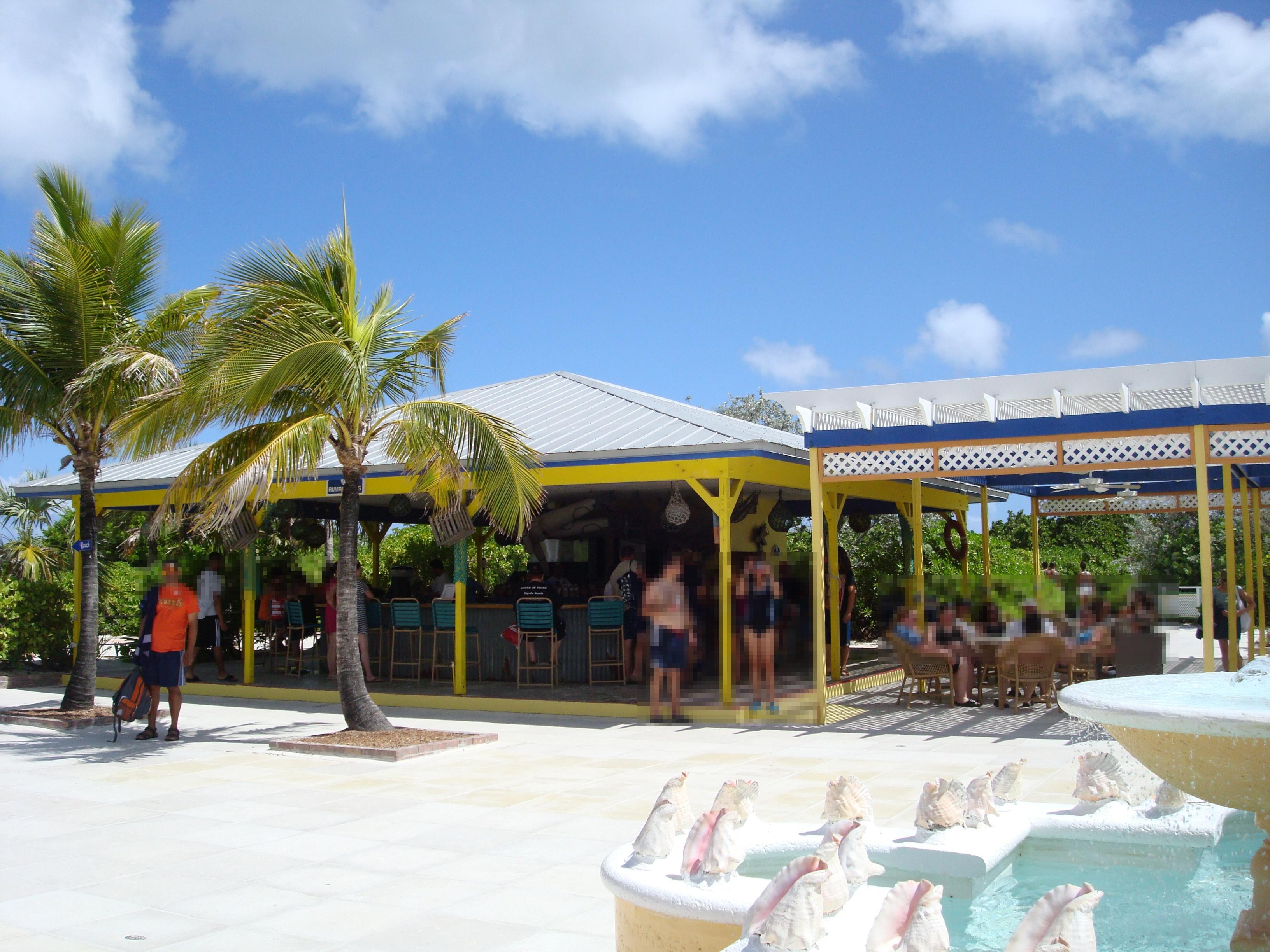 Half Moon Cay Free Food