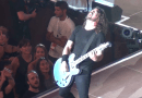 Foo Fighters Rock the Acropolis in Athens [Videos]