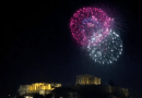 [Video/Pics] New Year's Eve Fireworks Above the Parthenon in Athens