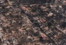 [Video] Drone Footage of the Aftermath of the Fire in Mati, Greece