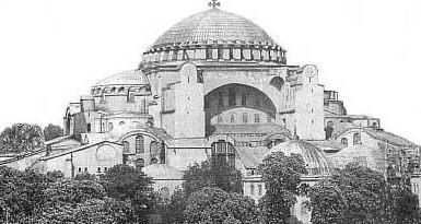 Listen: The Sound of Hagia Sophia, 500+ Years Ago