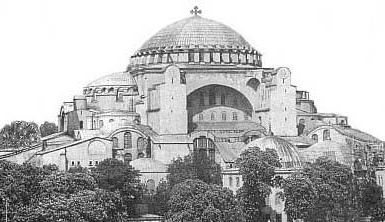 Listen: The Sound of Hagia Sophia, 500+ Years Ago