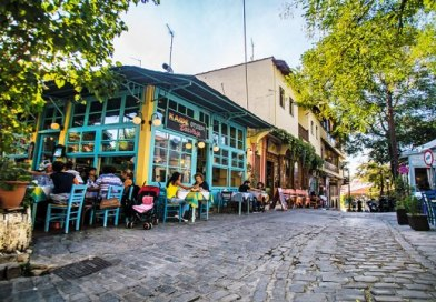 Visit Ano Poli, Thessaloniki's Charming Old Town