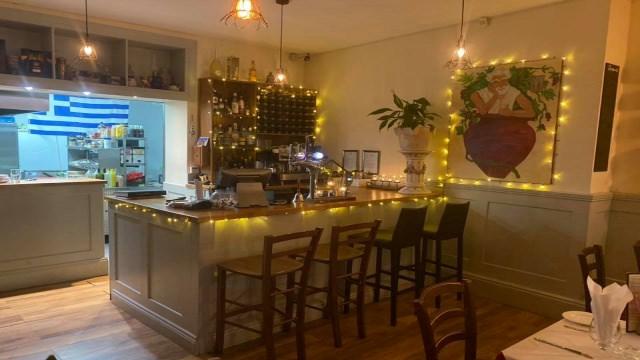OPA Greek Restaurant, a Little Piece of Greece in Newcastle upon Tyne, UK