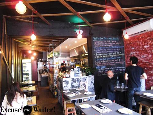 Latin Cafe Bakery