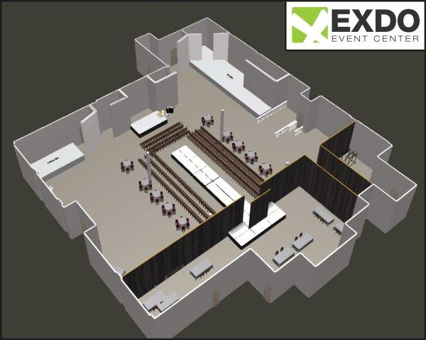 Venue - Exdo Event Center Denver