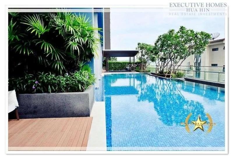 Baan Kiang Fah 2 Bedroom Condo For Sale Hua Hin Center Hua