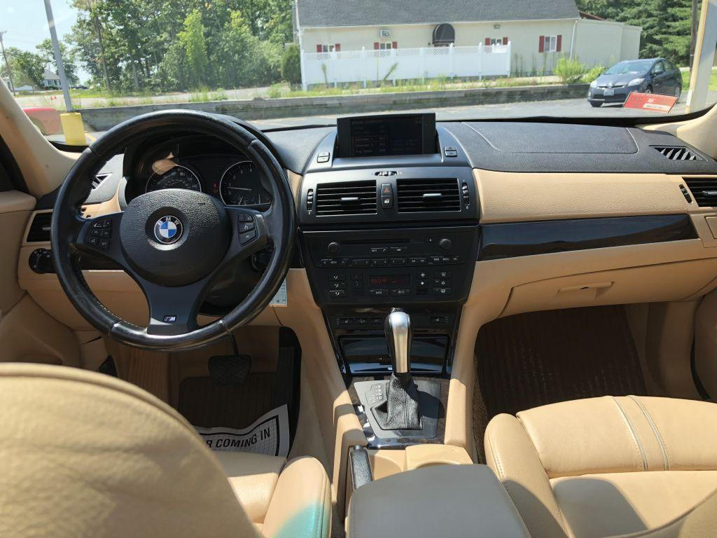 hight resolution of used 2008 bmw x3 30si 30si