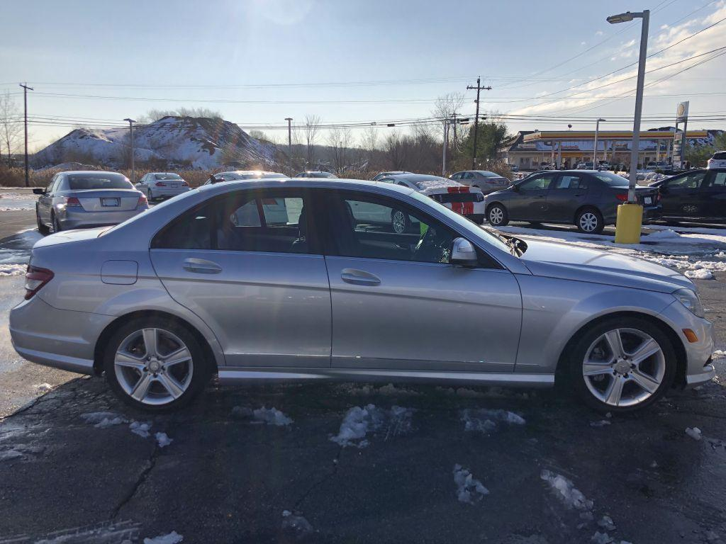 hight resolution of used 2008 mercedes benz c class c300 4matic