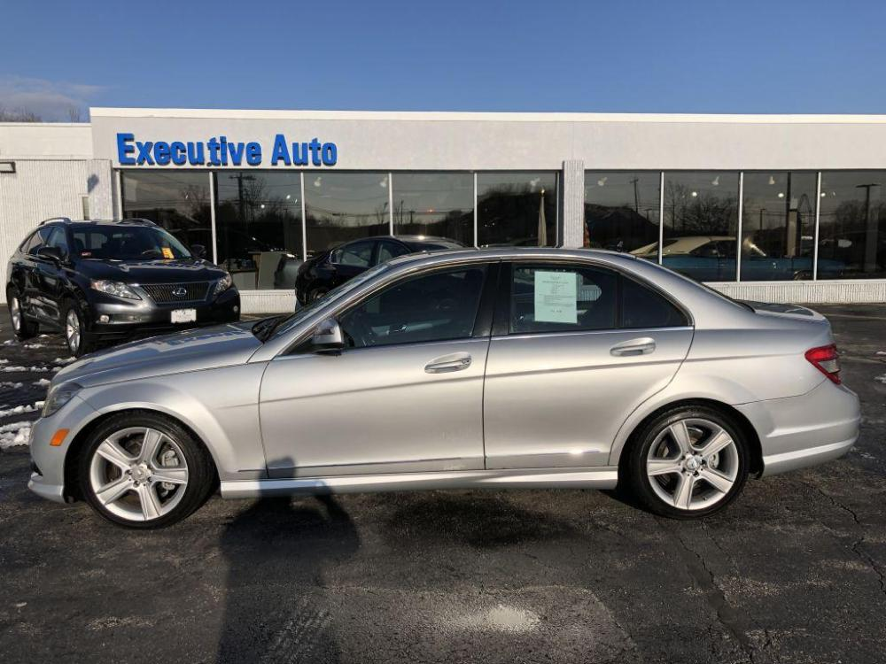 medium resolution of used 2008 mercedes benz c class c300 4matic