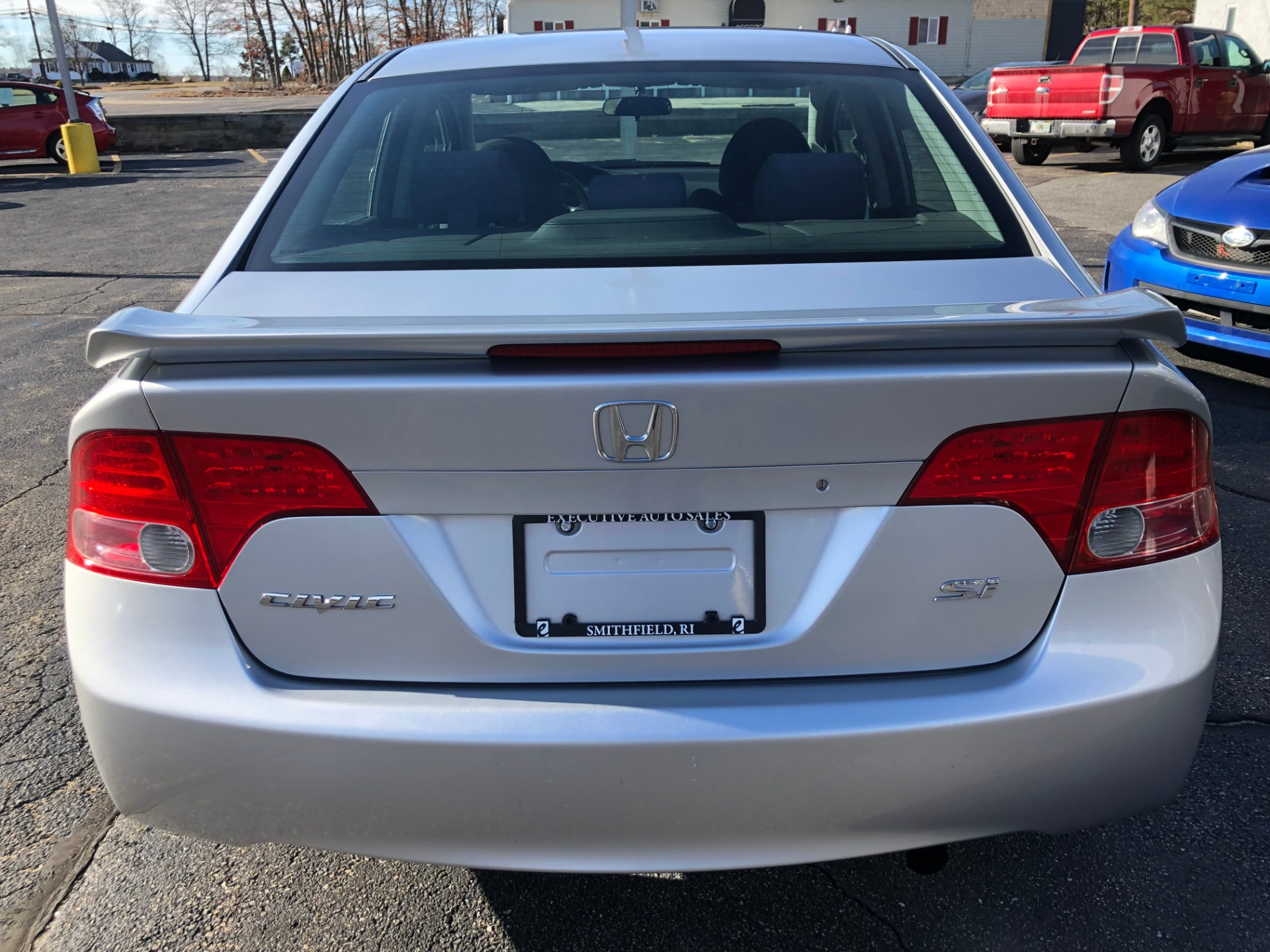 hight resolution of used 2007 honda civic si si