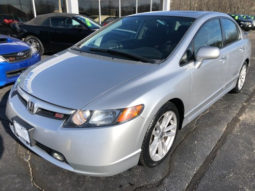 small resolution of used 2007 honda civic si si