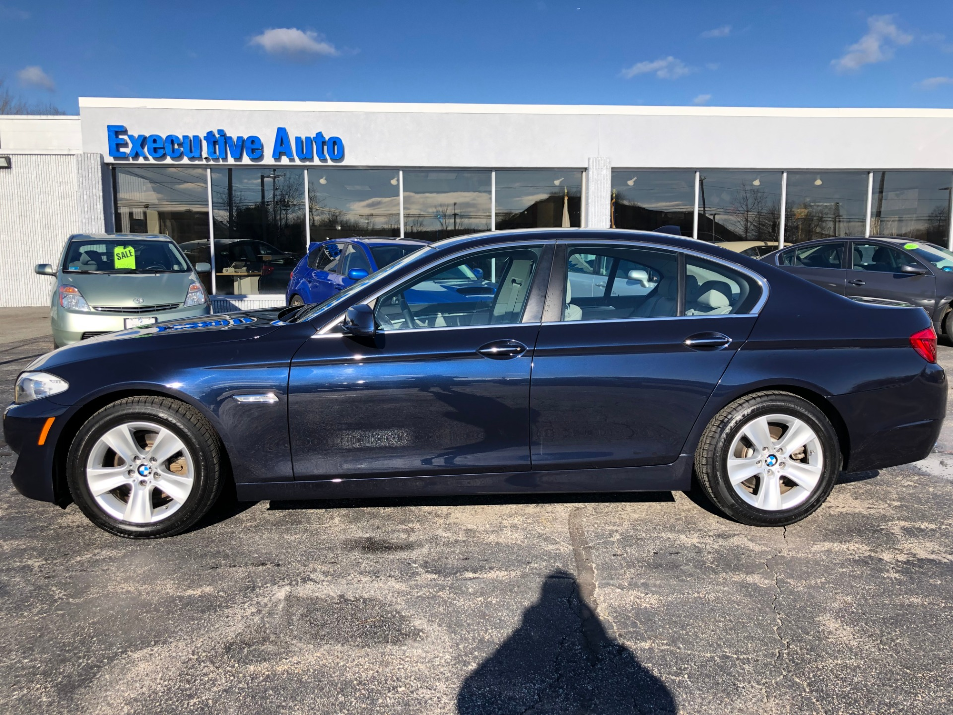 hight resolution of used 2013 bmw 528xi xi