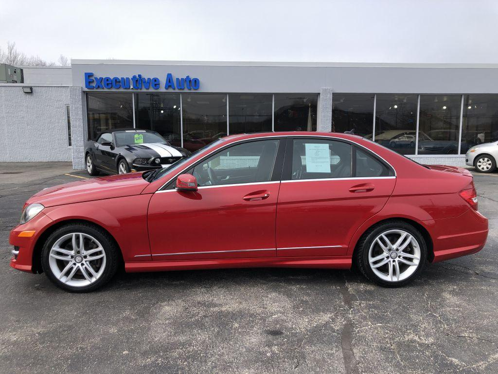 Used 2014 Mercedes-Benz C300 4MATIC C300 4MATIC For Sale ($16.999)   Executive Auto Sales Stock #1882