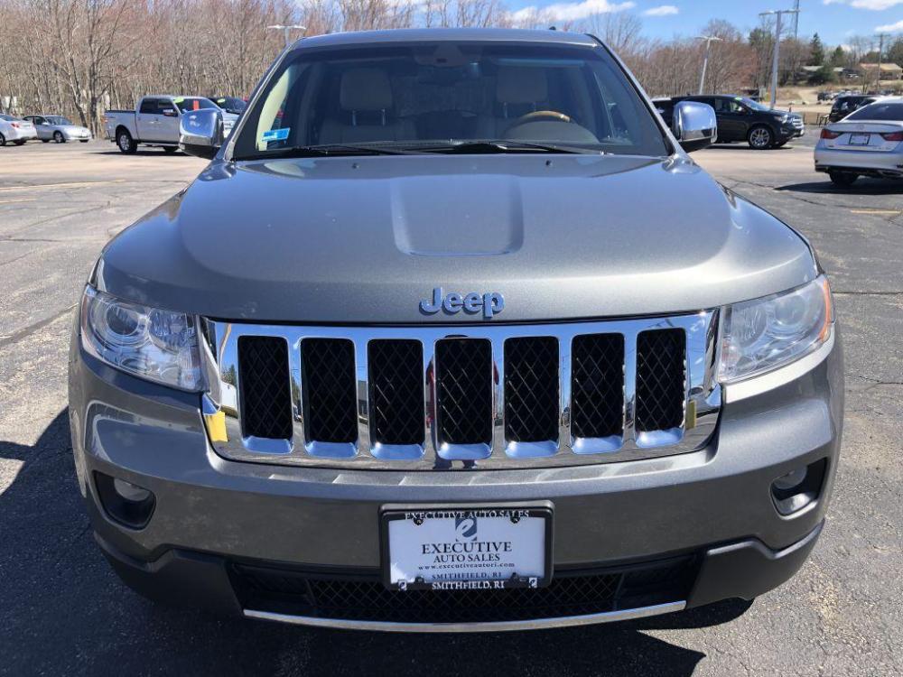 medium resolution of used 2012 jeep grand cherokee overland