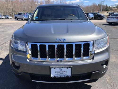small resolution of used 2012 jeep grand cherokee overland