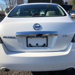 Used 2012 Nissan Altima 2 5s 2 5s For Sale 6 750 Executive Auto Sales Stock 2095