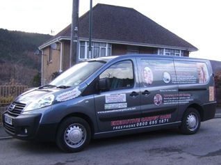 Domestic & Commercial Carpet Cleaning Services Gwent