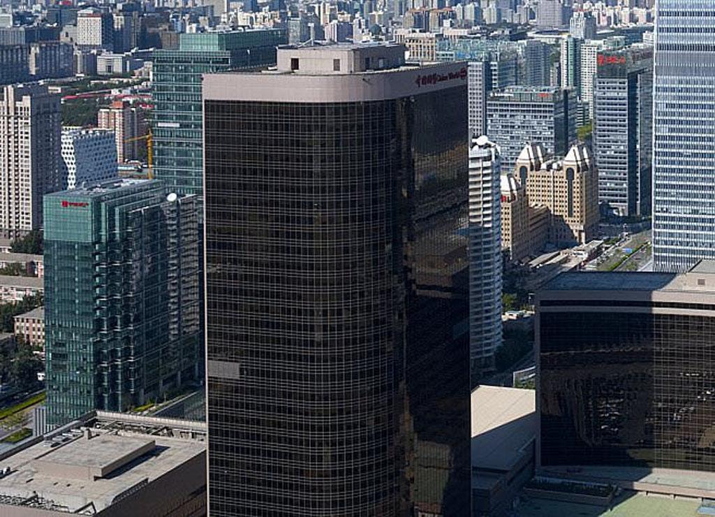 國貿寫字樓一座辦公室租貸 - 德事商務中心
