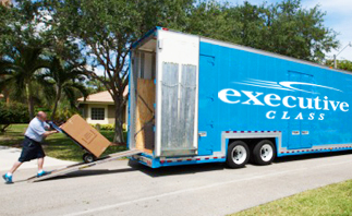 Executive Class Moving Truck