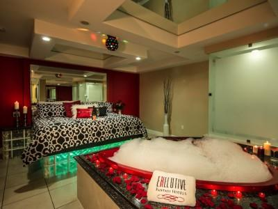 Hotels With Hot Tub In Room Near
