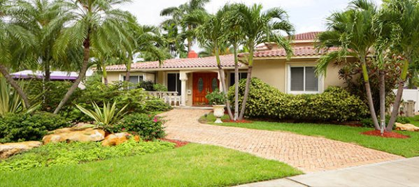 landscaping ideas cape coral