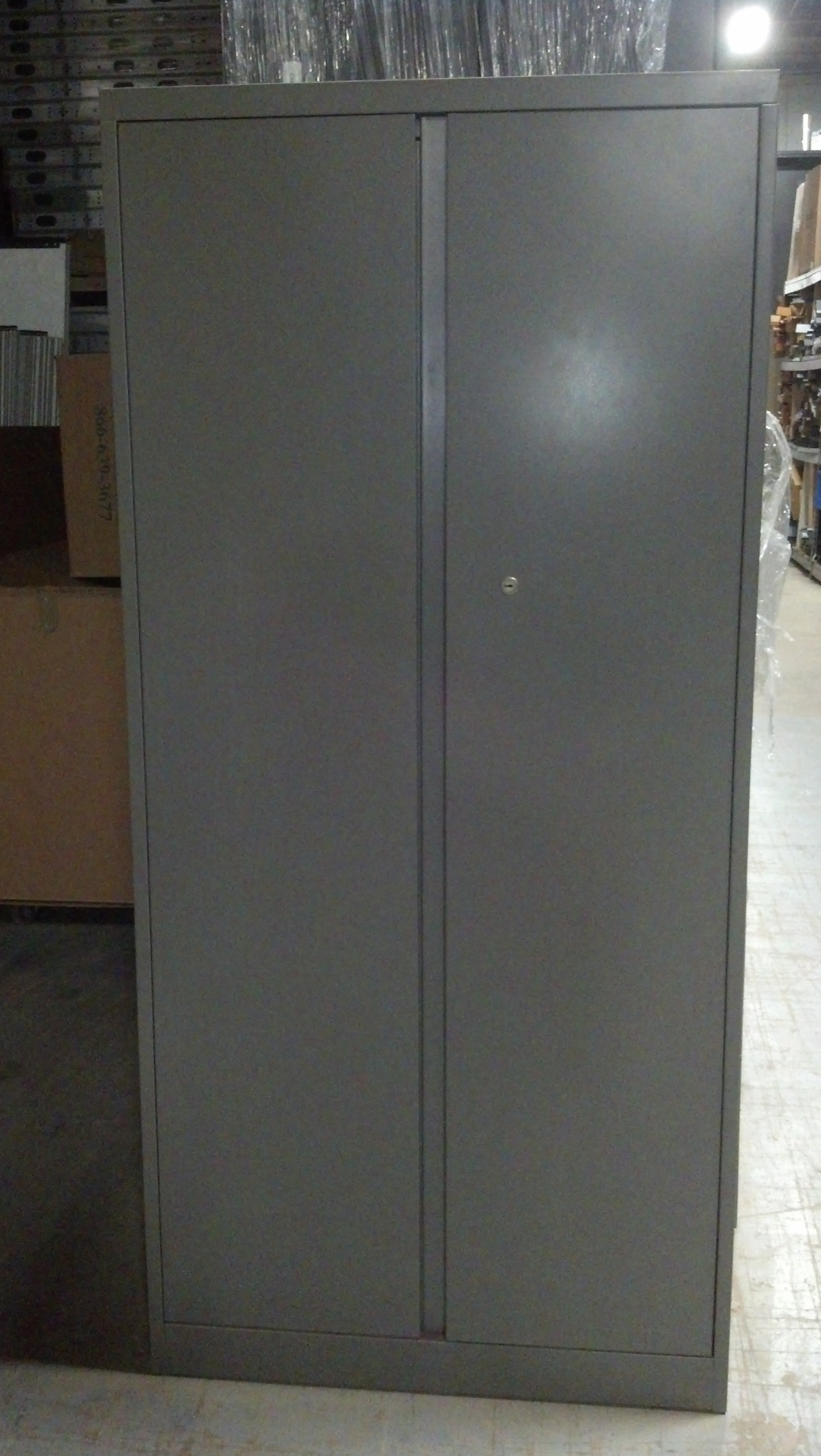Steelcase 2 Door Cabinet  Executive Liquidation  Quality