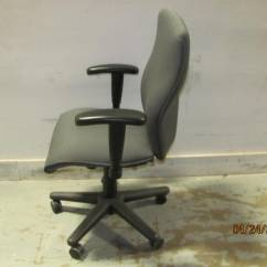 Allsteel Task Chair Lift Chairs Covered By Medicare Executive Liquidation Quality Used Office