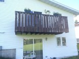 BEFORE - Side-By-Side Duplex Deck