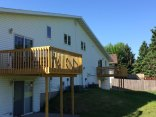 AFTER - Side-By-Side Duplex Deck