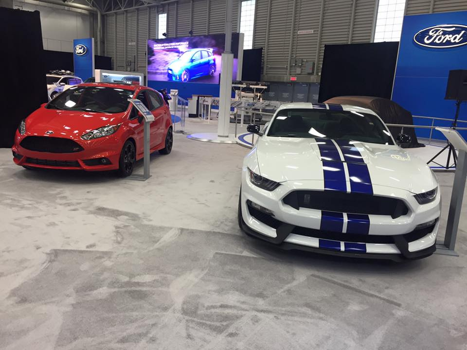 Le Salon de l'Automobile à Québec cette semaine   L'exemplaire – Média-école des étudiants en ...