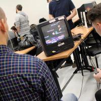 """Une quarantaine de personnes sont membres du """"Club de Super Smash Bros de l'Université Laval"""". Crédit photo : MLRLM"""