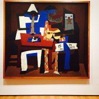 L'oeuvre ''Les Trois musiciens'' (1929) de Pablo Picasso est l'une des plus connues qui seront de passage au MNBAQ cet été. (Crédit: Pixabay)