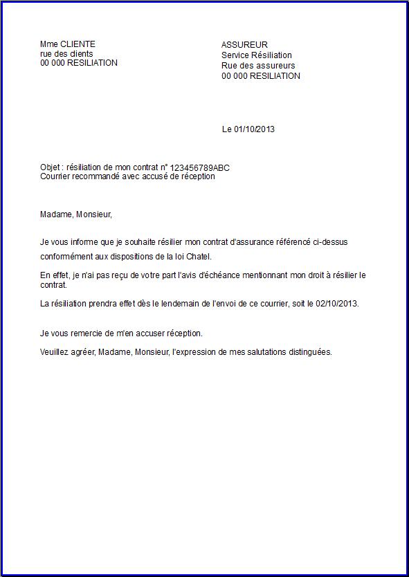 exemple lettre de resiliation de bail gratuite avec mois de preavis exemple de lettre