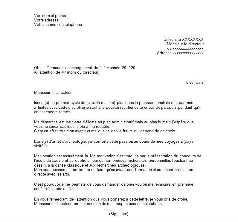 photo lettre administrative a un directeur lettre de motivation