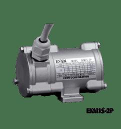 vibration motor ekm 2p series 2pole single phase 100v ekm1s 2p type [ 1100 x 1100 Pixel ]