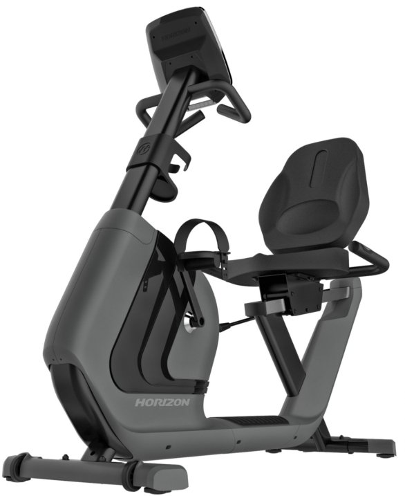 horizon recumbent comfort r bike