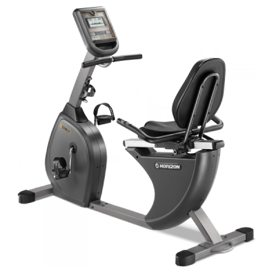 exercise bike buying guide - Horizon recumbent