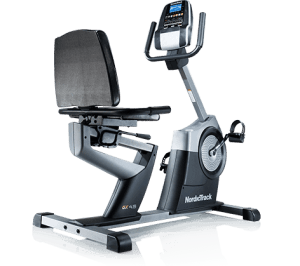 nordictrack gx 4.5 recumbent bike