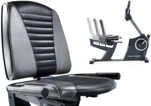proform 6.0 recumbent seat
