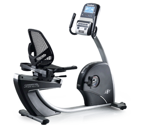 nordictrack v23 commercial recumbent bike review